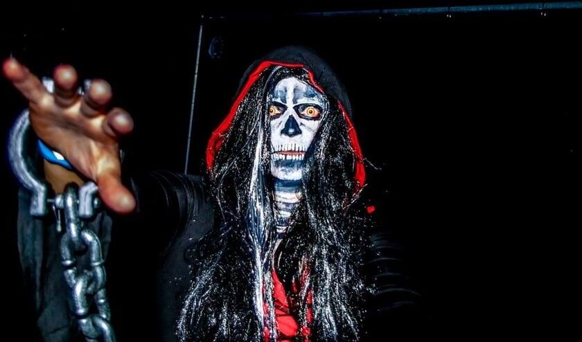 Hoe het horror-spookhuis op 26 oktober er precies gaat uitzien is nog niet helder, maar het wordt absoluut doodeng!