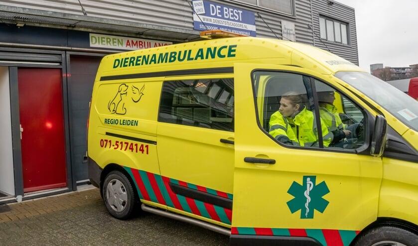<p>De Dierenambulance, gevestigd aan de Draadbaan 14 in Leiderdorp, is bewust niet aangesloten bij &nbsp;Dierenlot en krijgt ook geen cent van de landelijke stichting.&nbsp;</p>