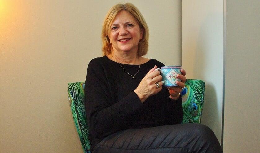 Jacqueline Eenens, initiatiefnemer Boezemcafé: 'Lotgenotencontact is heel belangrijk.' |