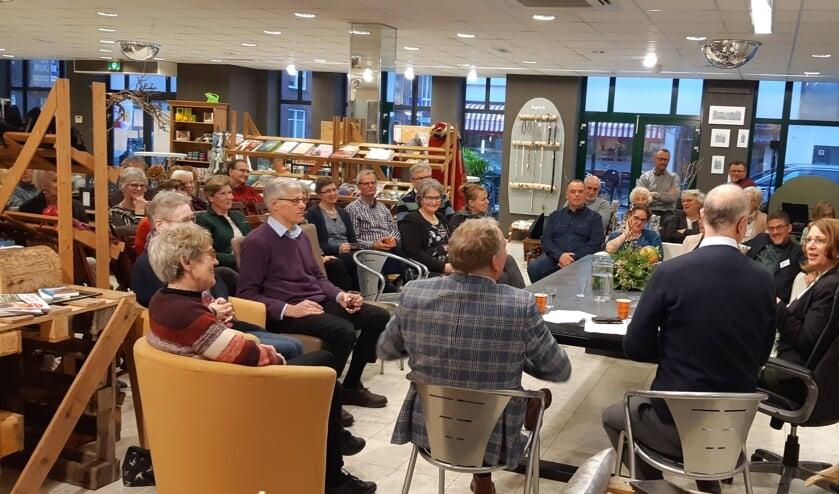 Burgemeester Carla Breuer vertelt over haar werk en privéleven tijdens Levenskunst. | Foto: pr.