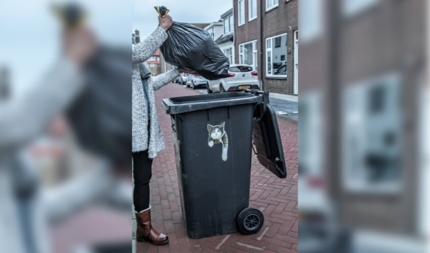 <p>Het is de bedoeling dat de hoeveelheid restafval die in de grijze bak verdwijnt afneemt tot 100 kilo per persoon per jaar.</p>