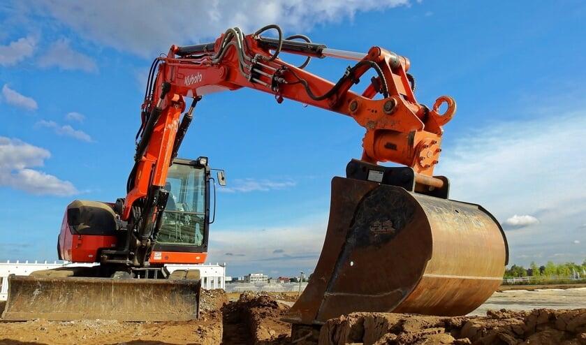 De woningbouw in Lisse zal vooral binnen de bebouwde kom moeten plaatsvinden.