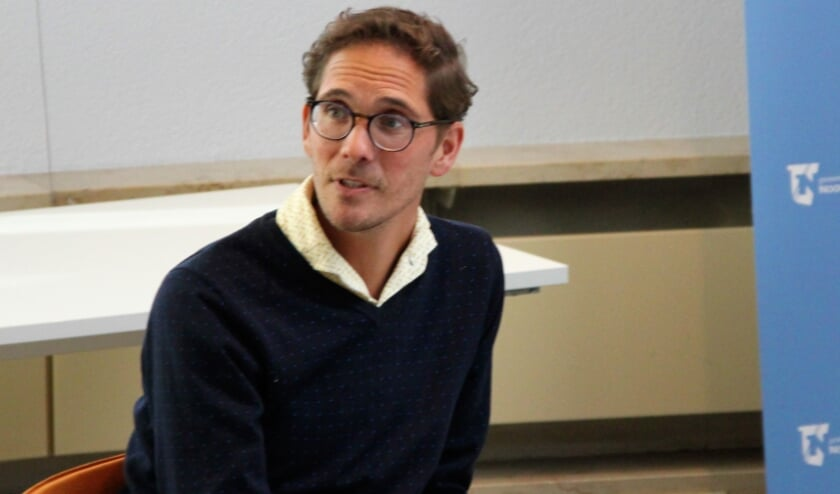 <p>Roberto ter Hark: &#39;We presenteren een meerjarig sluitende begroting, iets wat vele gemeenten niet lukt.&#39; | Foto: WS</p>
