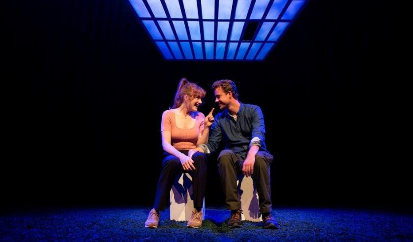 <p>Beau Schneider en Britt Lagcher.&nbsp;</p>