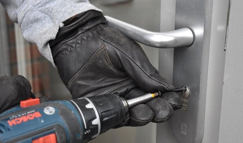 <p>Een van de tips om inbraak te voorkomen: laat sleutels nooit aan de binnenkant van de deur zitten. | Foto: pr</p>