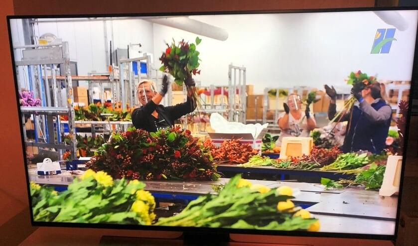 <p>Er zit muziek in de mensen van Heemskerk Flowers.&nbsp;</p>