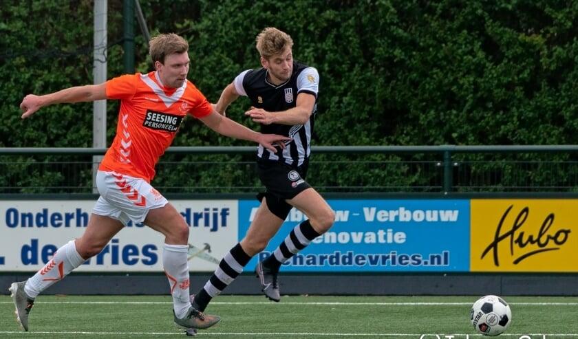 Martijn van Trigt breekt uit. | Foto: Johanna Oskam