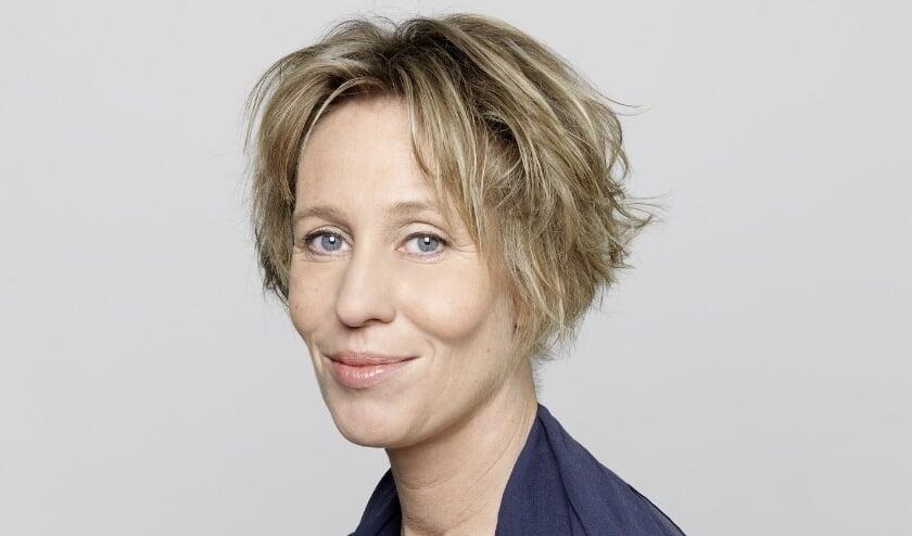 Judith Koelemeijer, schrijfster van het boek Het zwijgen van maria Zachea, dat heel Nederland kan lezen.