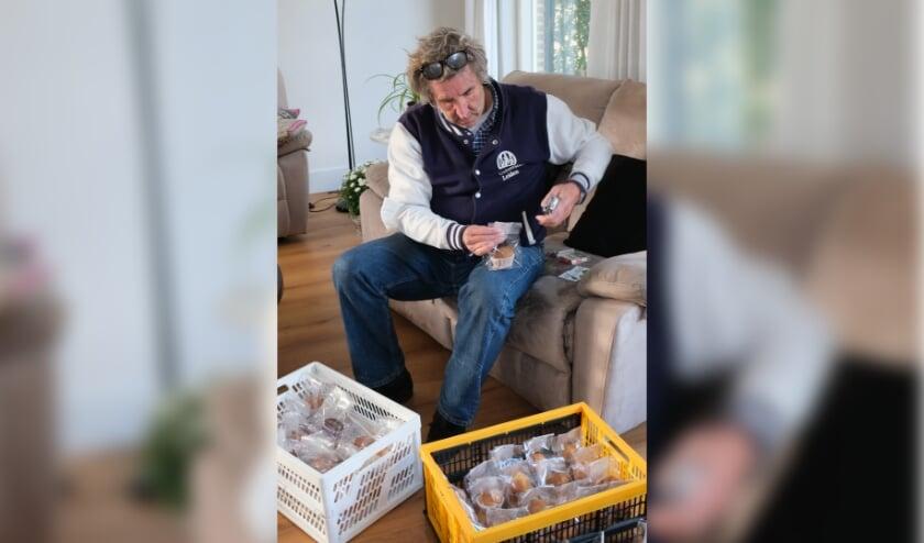 Cupcakes in de Gruneriebuurt
