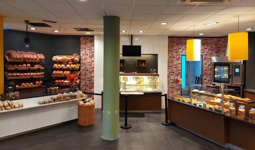 In Warmond kunnen klanten tegelijkertijd terecht bij de bakker én slager. | Foto: pr.