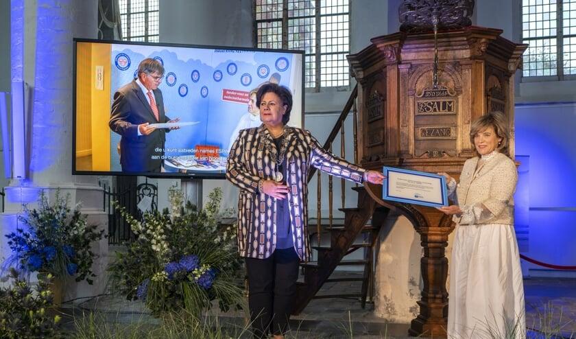 <p>Vorige week woensdag kreeg Noordwijk officieel het predicaat &#39;Heilzame Zeebadplaats&#39;. | Foto: Hielco Kuipers</p>