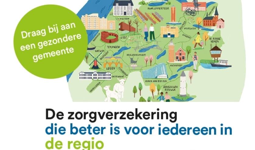 <p>Zorg en Zekerheid wil bijdragen aan een gezondere regio.</p>