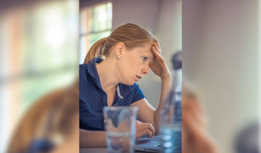 Meer openheid over psychische klachten, ook op de werkvloer, is zeer gewenst.
