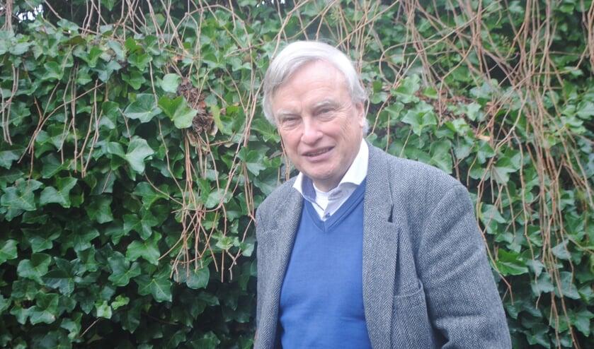 <p>Roeland van Velzen blijft ook na zijn pensioen actief&nbsp; &#39;maar de werkdruk is wel van de ketel&#39;. &nbsp;</p>