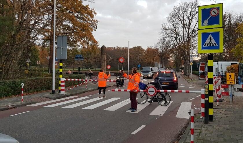 <p>De verkeersveiligheid op de Herenweg is al jaren een punt van discussie.   Foto: pr.</p>
