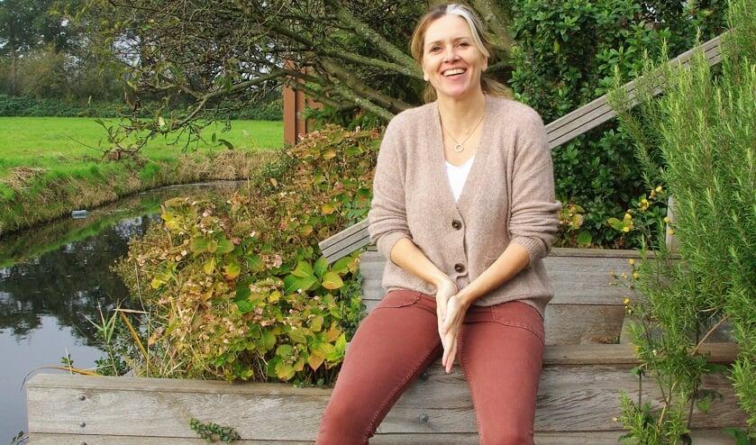 <p>Iris van der Heul: &#39;Ik heb de gemeente als heel warm en ondersteunend ervaren&#39;.   Foto Willemien Timmers</p>