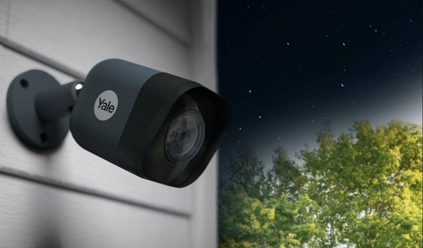<p>Een deurbelcamera of een beveiligingscamera geeft de gebruiker een extra gevoel van veiligheid. | Foto: pr</p>