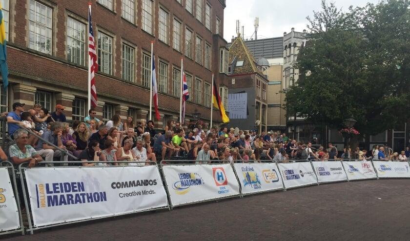 <p>Iedereen kan een bijdrage leveren aan de Leiden Marathon.</p>