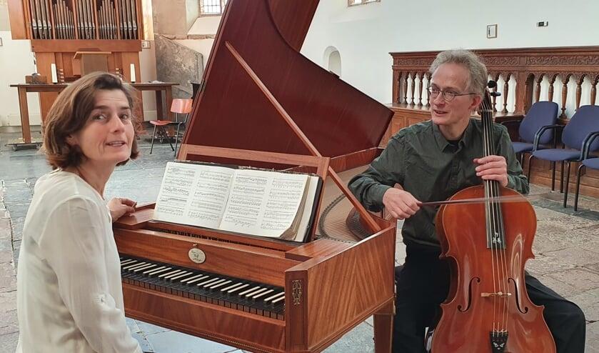 <p>Ursula D&uuml;tschler en Frank Wakelkamp vertolken Beethoven op 13 en 27 december in de Paulus.</p>