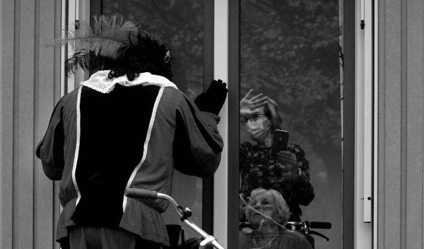 <p>Een foto in zwart-wit om het beeld nog meer kracht mee te geven.&nbsp;</p>