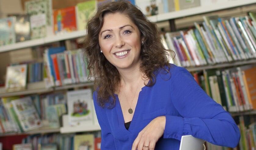 Roxanne Heemskerk: 'In de bibliotheek voel ik mij thuis.'