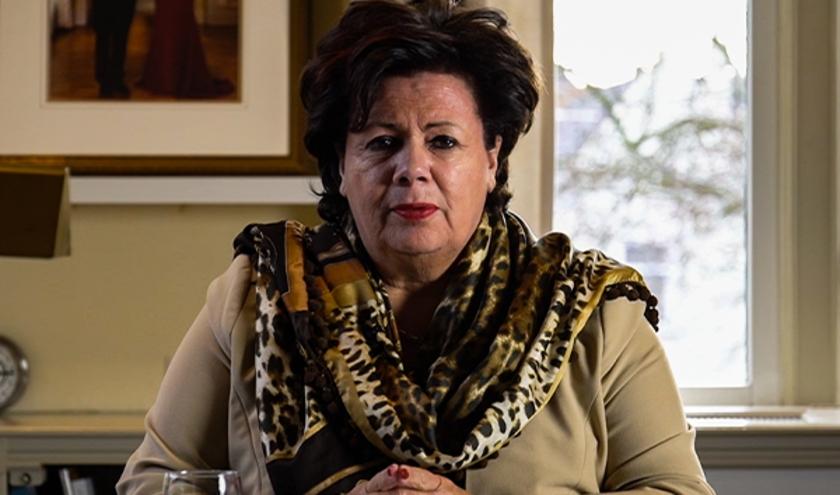 Burgemeester Wendy Verkleij.   Foto: Gemeente Noordwijk