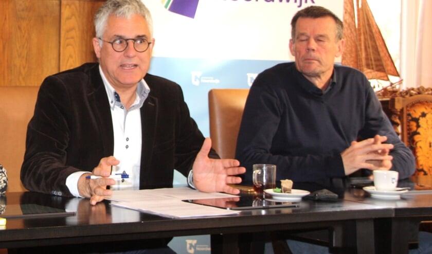 Wethouder Sjaak van den Berg  beheert nu de portefeuille RO  na het plotselinge vertrek van Henry de Jong. | Foto: WS
