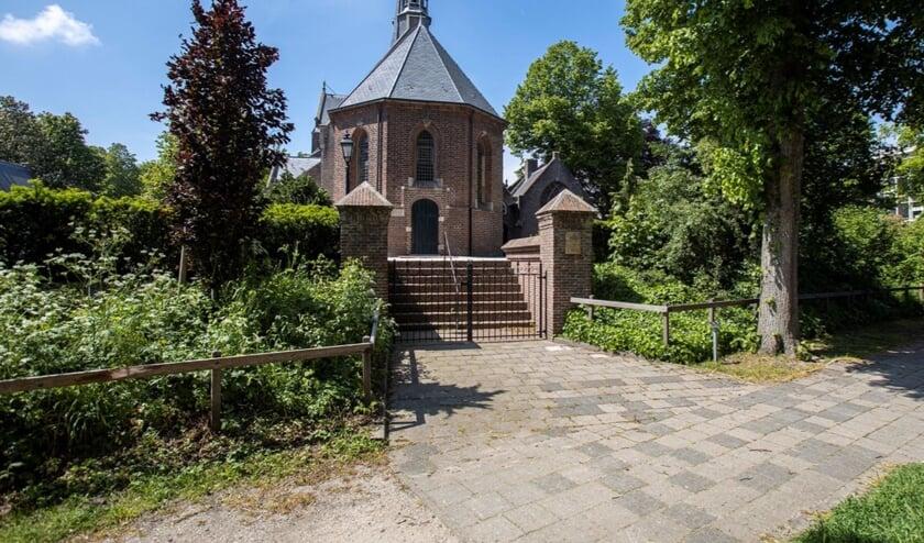 <p>De Kleine Kerk in Voorhout.</p>