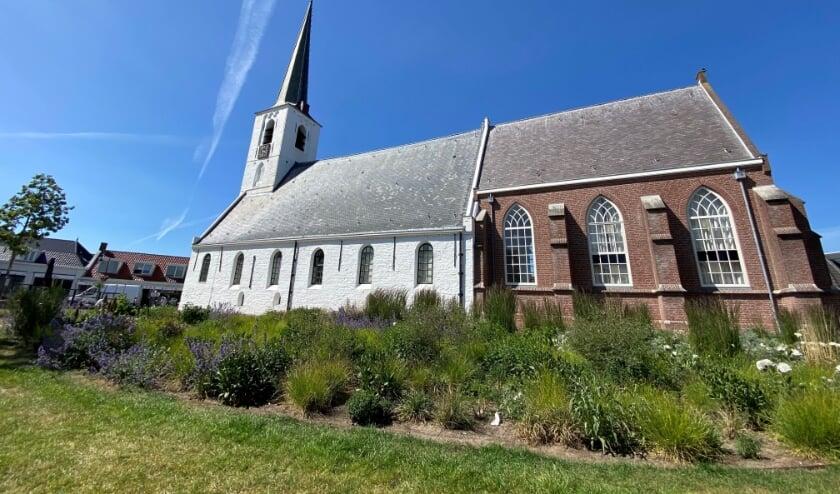 De Witte Kerk in Noordwijkerhout.   Foto: Caroline Spaans