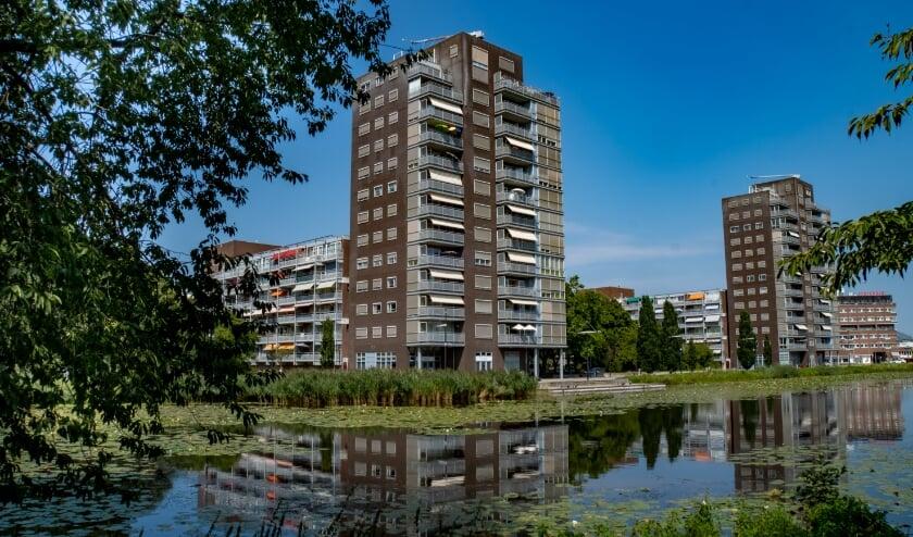 Wat natuurlijke omgeving betreft doet Leiderdorp het goed, maar het enthousiasme over de bebouwde omgeving is duidelijk minder.