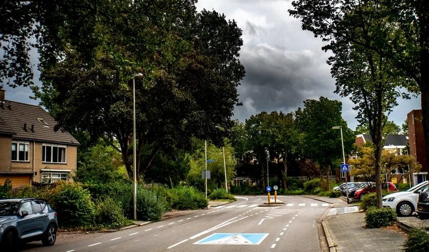 <p>De Voorhoflaan wordt niet &#39;geknipt&#39; maar krijgt wel een zodanige inrichting dat de snelheid uit het verkeer wordt gehaald. De fietspaden worden opgewaardeerd tot doorfietspaden.&nbsp;</p>