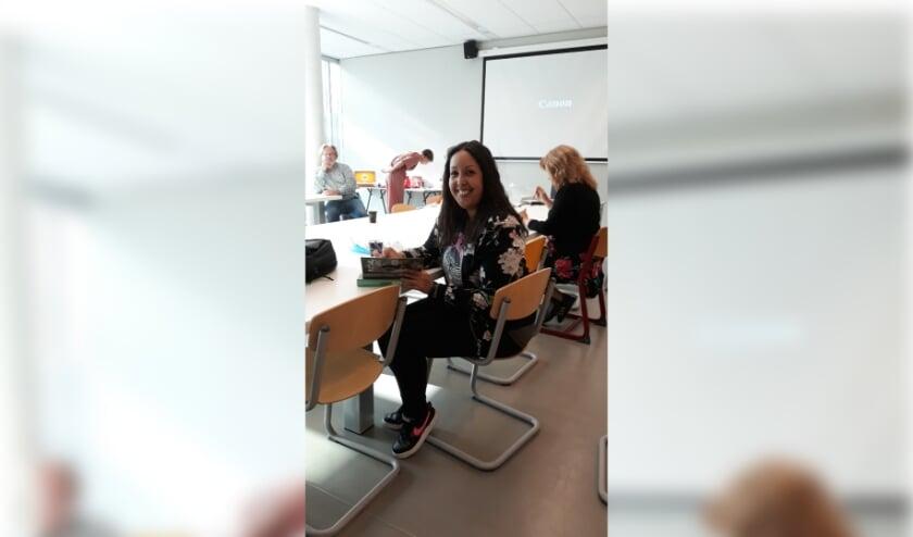 <p>Chinouk Thijssen bezocht het Fioretti College in Lisse.</p>
