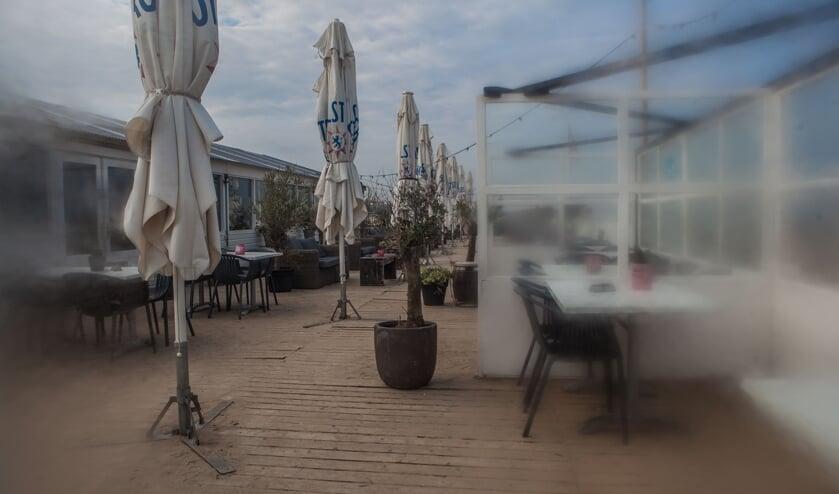 Van Rijnland mogen ook de zomerpaviljoens overwinteren om geld te besparen.