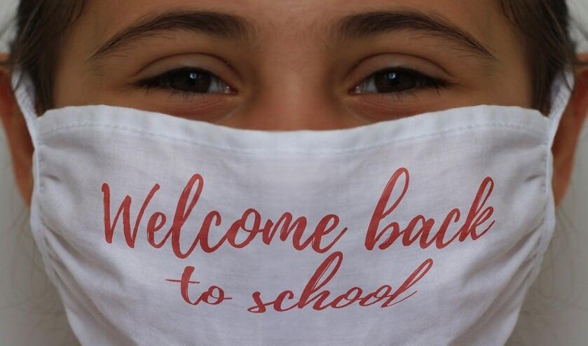 Leerlingen krijgen les op school, maar de ventilatie moet daar wel op orde zijn.