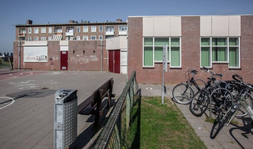 Wijkgebouw wordt mogelijk de nieuwe thuisbasis van muziekvereniging UNI. | Foto: Adrie van Duivenvoorde