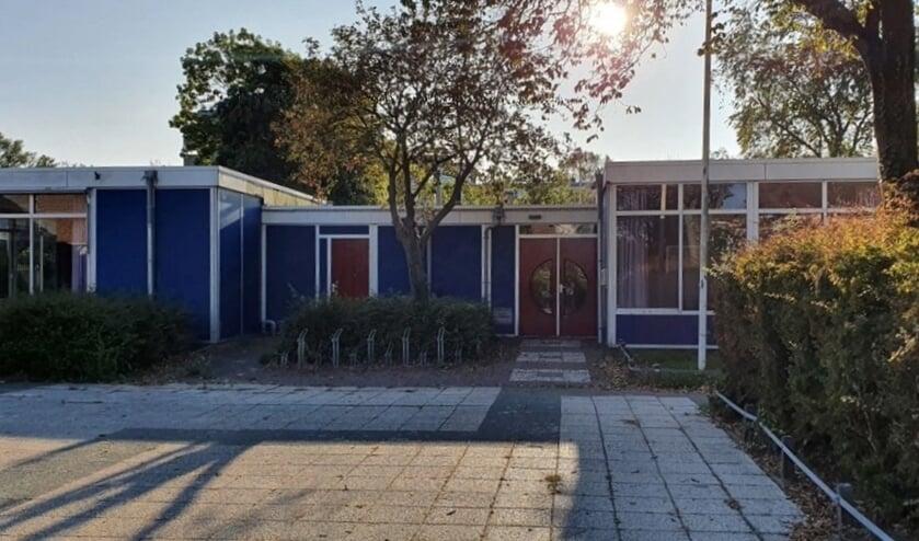 Het wijkgebouw in de Molenwijk aan de Fresiastraat. | Foto: pr