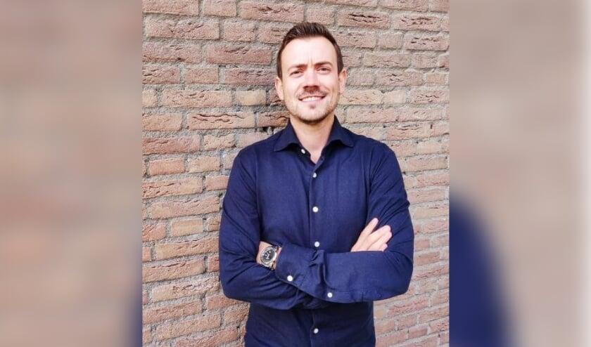 <p>Productmanager Tim van der Kooi.</p>