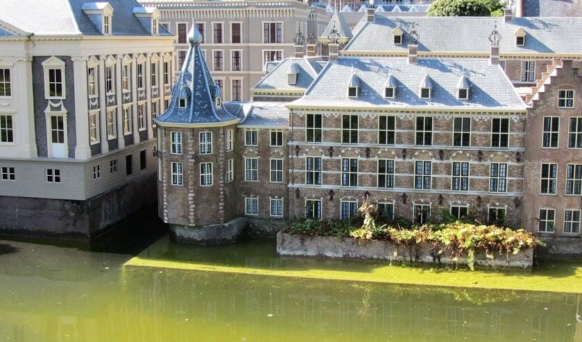 Het Torentje in Den Haag, waar de minister-president resideert. In maart vinden nieuwe verkiezingen plaats.