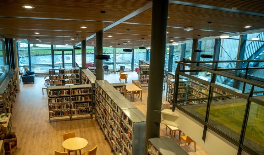 <p>De Leiderdorpse bibliotheek is klaar om te heropenen zodra de lockdown voorbij is.</p>
