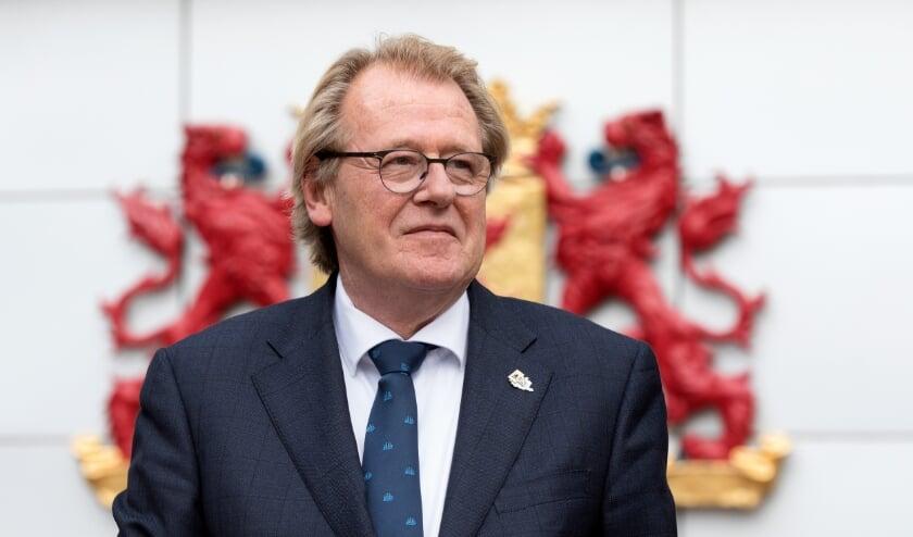 Jaap Smit, Commissaris van de Koning in Zuid-Holland.