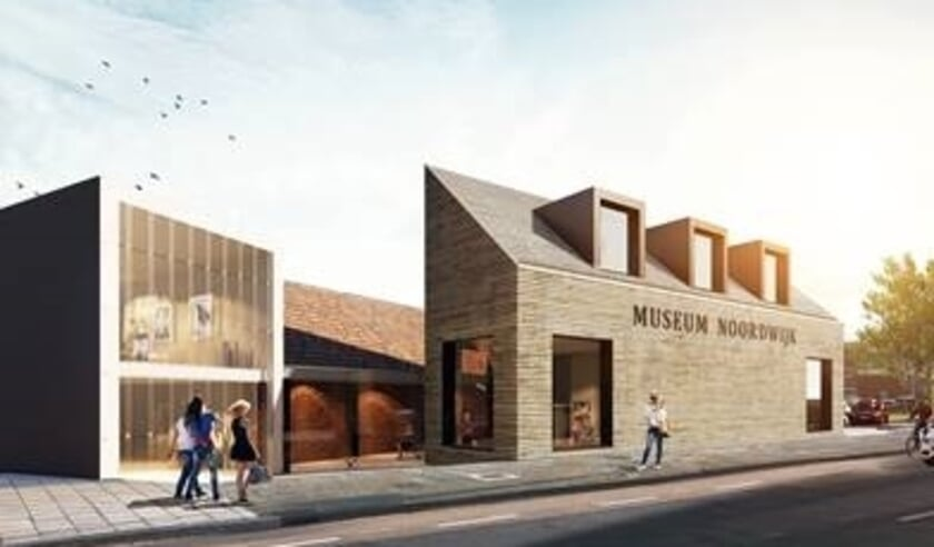 <p>Het vernieuwde Museum Noordwijk moet 25.000 bezoekers per jaar gaan trekken. | Foto: PR</p>