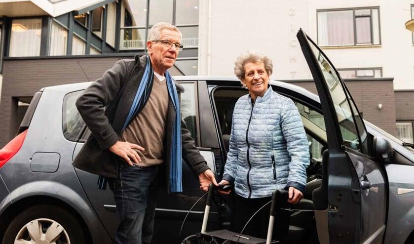 <p>Met AutoMaatje gebruik je je eigen auto.   Foto: pr</p>