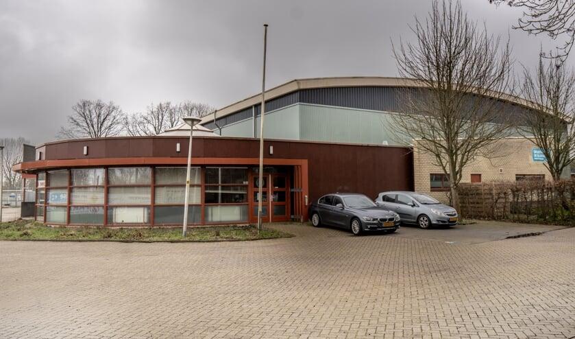 <p>Sporthal De Bloemerd is in februari al door de GGD ingericht als vaccinatielocatie. </p>