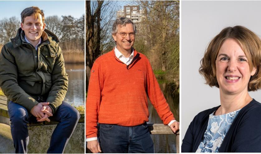 <p>V.l.n.r. Geert Schipaanboord, Jip Meijer en Mirjam van der Stelt.</p>