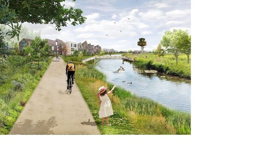 <p>&nbsp;  Illustratie: gemeente Katwijk</p>