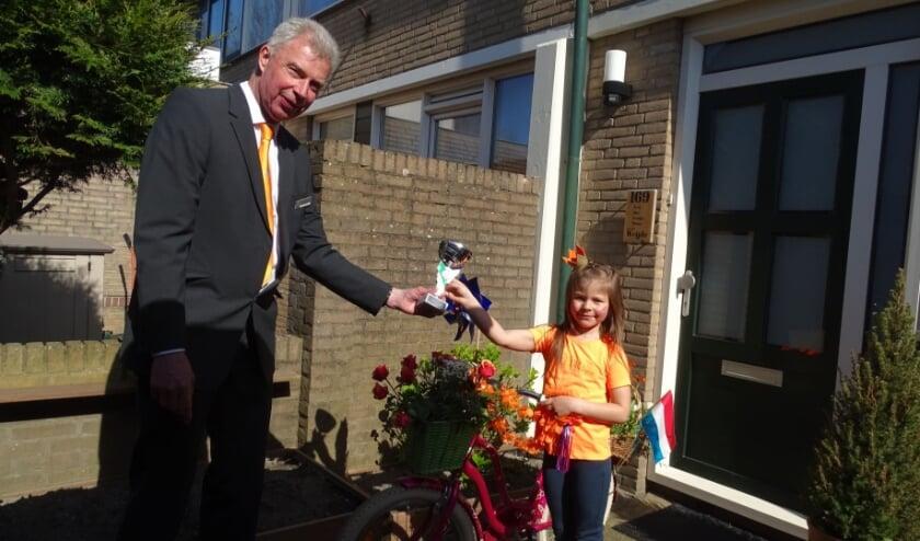 <p>Philinen van der Weijde is de winnares van de eerste prijs. | Foto: pr.</p>