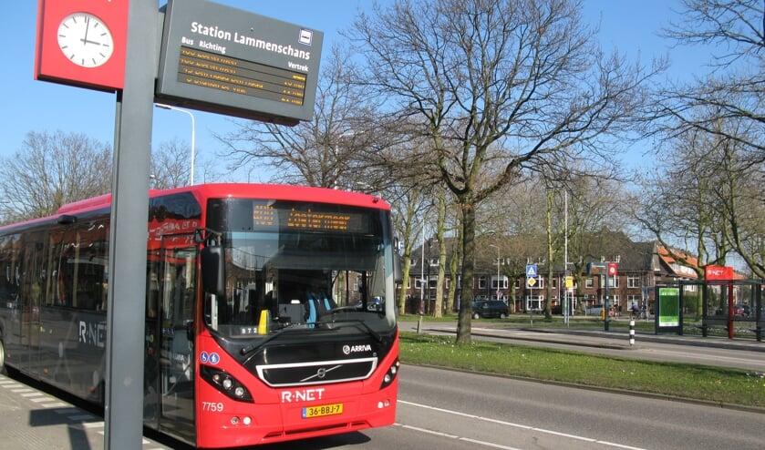 Vanaf 9 mei gaat R-Net Leiden hoogfrequent verbinden met Katwijk. | Foto: Yinka Jan Soyinu