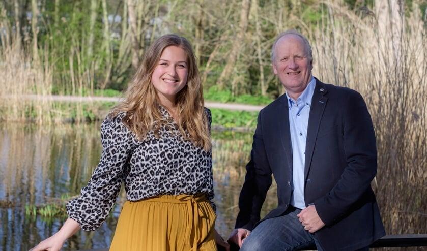 <p>Lotte en Koos Burgmeijer vertellen hun verhaal in het kader van het Jaar van de Vrijwilliger. | Foto: pr.</p>
