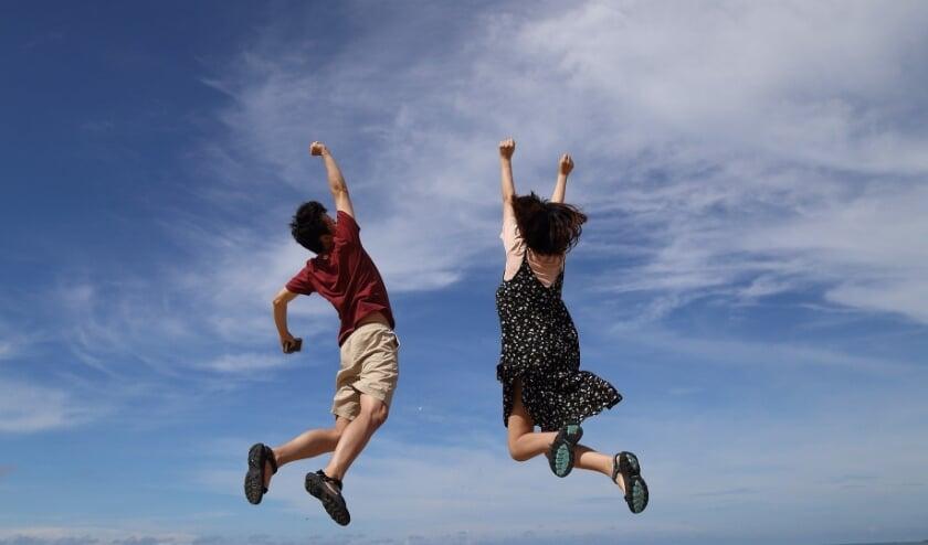 <p>Spring jij straks een gat in de lucht als je de hoofdprijs van de loterij wint?</p>