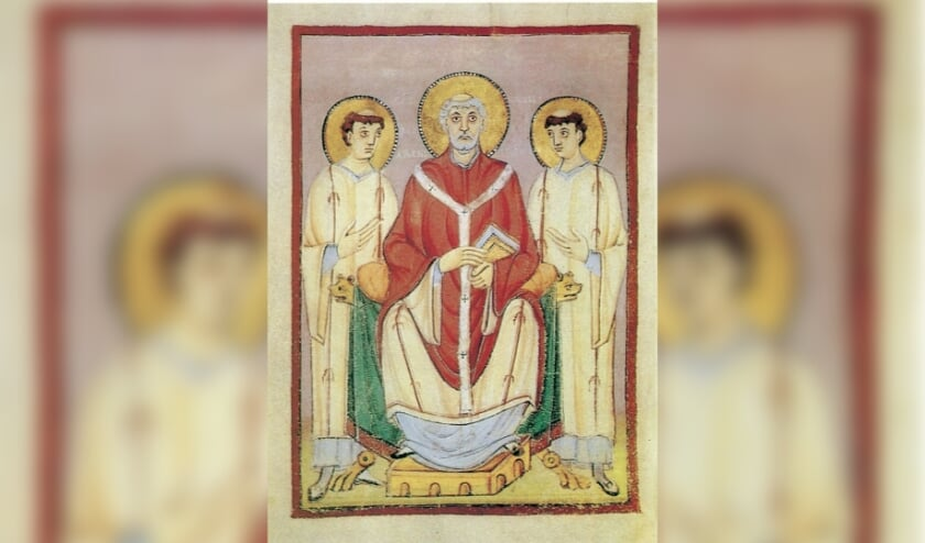 Scan from Egbert. Erzbischof von Trier 977-993